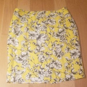 5 for $25 bundle me ! Forever 21 skirt yellow sz 4